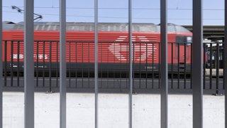 Genève-Lausanne: le trafic ferroviaire entre Allaman et Rolle a été interrompu durant plusieurs heures