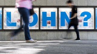 Les salaires nominaux des Suisses devraient augmenter  en 2018