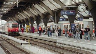 Les CFF reçoivent le titre honorifique de meilleure compagnie ferroviaire d'Europe