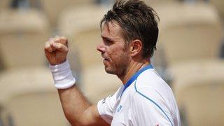 Tennis: Stan Wawrinka se qualifie pour le deuxième tour du tournoi du Queen's
