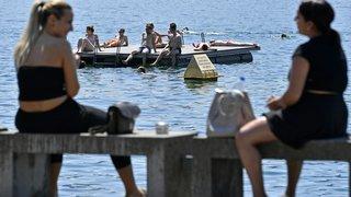 Météo: près de 32 degrés à Sion et 31 à Genève, ce mercredi a été la journée la plus chaude de l'année... jusqu'ici
