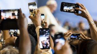 Visite du pape en Suisse: la messe à Palexpo est terminée, le pape rentre à Rome
