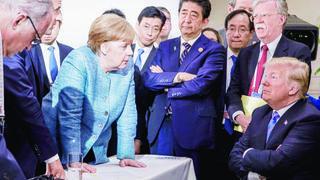 Le cavalier seul de Trump face à ses alliés