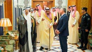 Pays du Golfe au secours d'Amman