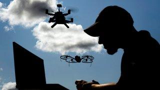 Ça ne plane pas pour le drone