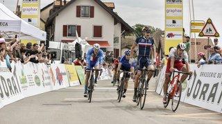 Victoire française à Tartegnin, pour la dernière étape du Tour du Pays de Vaud
