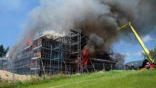 Pas d'air neuf sur la Cour d'appel après l'incendie de la salle de Le Vaud
