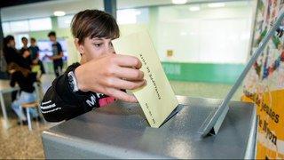 Nyon-Marens: les élèves ont voté en faveur de la loi sur les jeux d'argent
