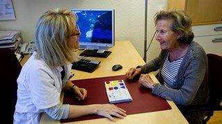 La Stroke Unit de Nyon et la rééducation précoce augmentent les chances de se rétablir après un AVC