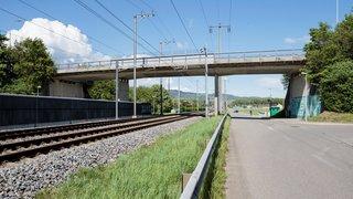 Le pont de la Vy-Creuse divise le Conseil de Gland