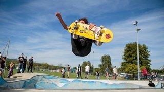 Les skateparks de la région ferment leurs portes