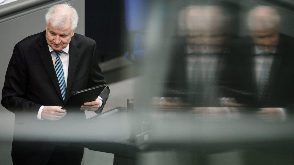 A l'image du ministre allemand de l'Intérieur, Horst Seehofer, les visages sont tendus entre Berlin, Vienne et Rome.