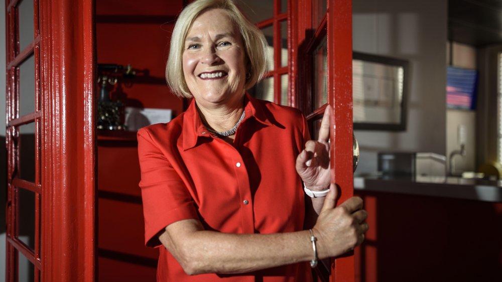 Après un début de carrière syndicale sur une machine-outil dans une usine du Connecticut, Christy Hoffman a repris la tête d'UNI Global Union et ses 20 millions d'affiliés en juin.