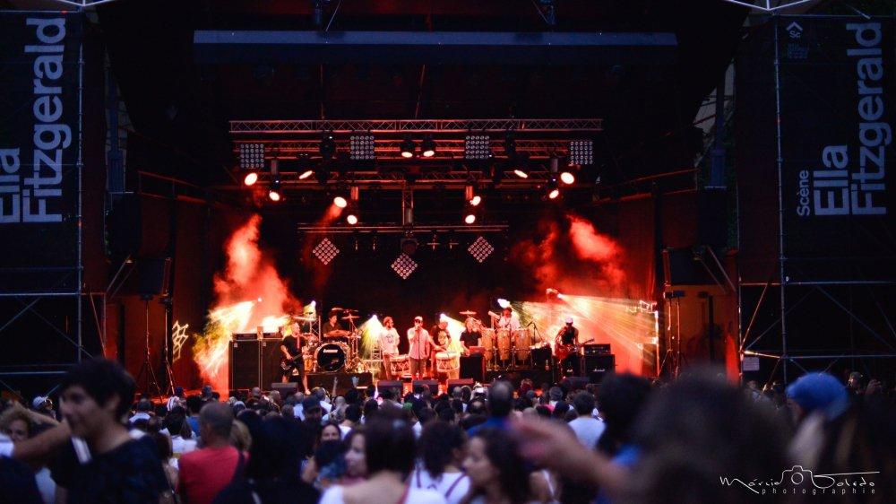 Festival Musique en été à Genève.