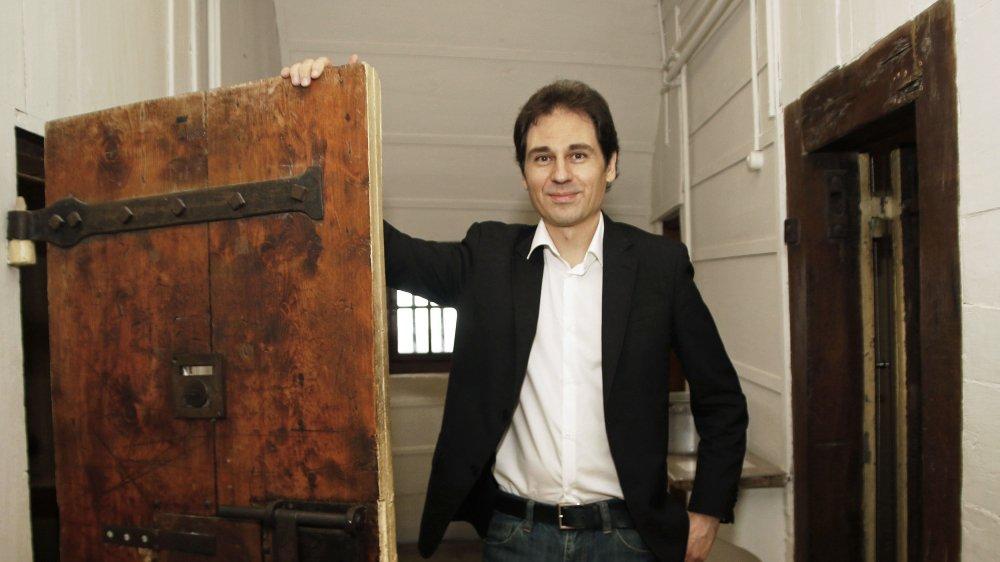 Nicolas Quinche, historien.