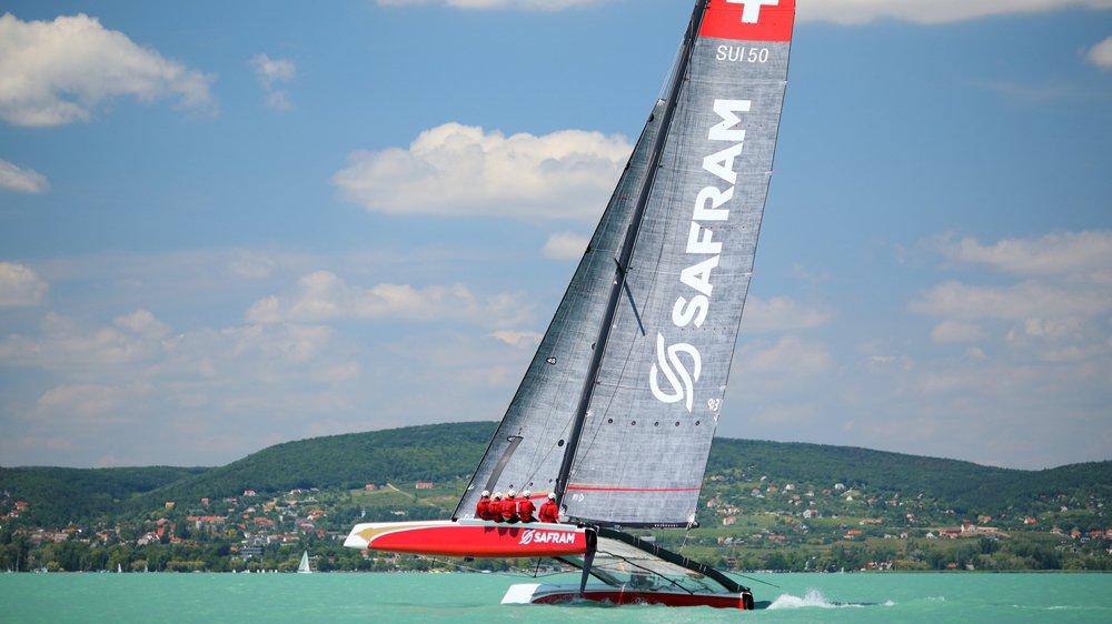 Safram comptera sur le vent modéré annoncé pour tenter de décrocher un deuxième succès dans l'épreuve.