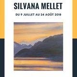 Exposition de Silvana Mellet