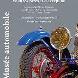 """Musée de l'automobile """"Le manège"""""""