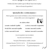 """Les """"Contes Joyeux"""" - La compagnie des quartiers"""