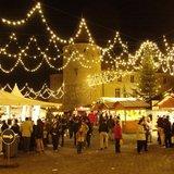 Marché de Noël d'Yverdon-les-Bains