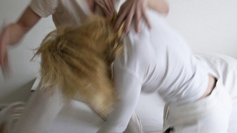 En cas de défaite lors d'un match de la Coupe du Monde, les violences domestiques augmenteraient de 38 % en Angleterre. (illustration)