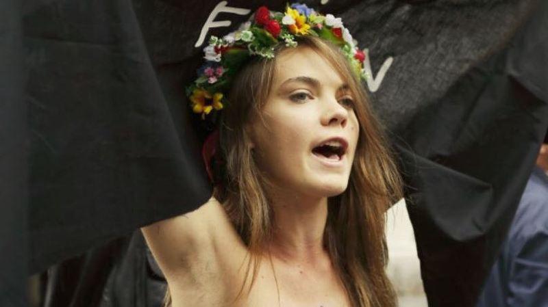 Féminisme: la co-fondatrice des Femen Oksana Shachko s'est suicidée à Paris