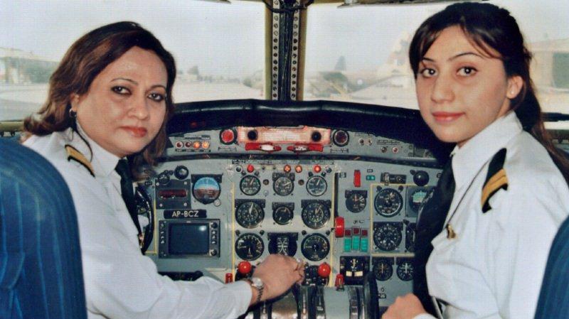 Les femmes dans les cockpits sont ultra-minoritaires dans le monde (archives).