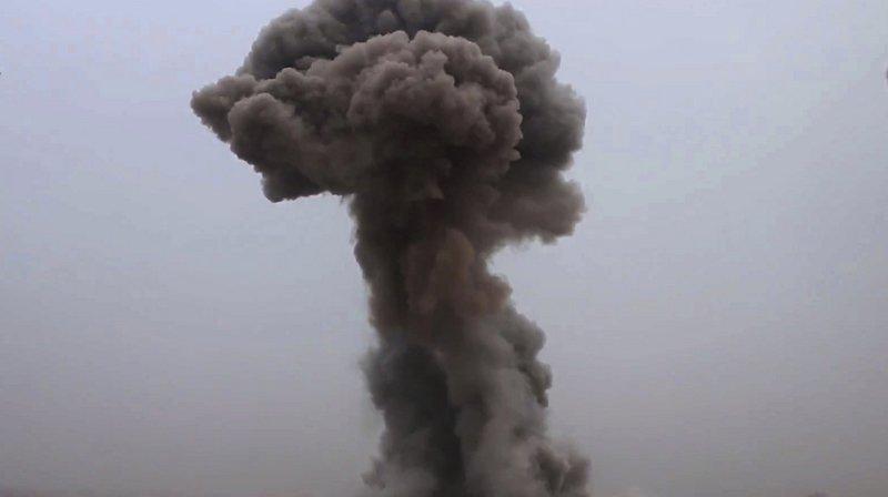 Syrie: frappes d'une intensité inédite sur Deraa après l'échec des négociations