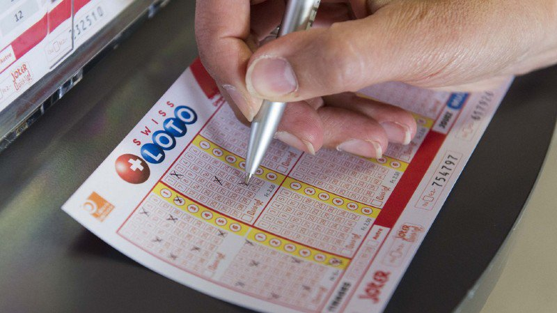 Loterie: un chanceux empoche un million au tirage du Swiss Loto