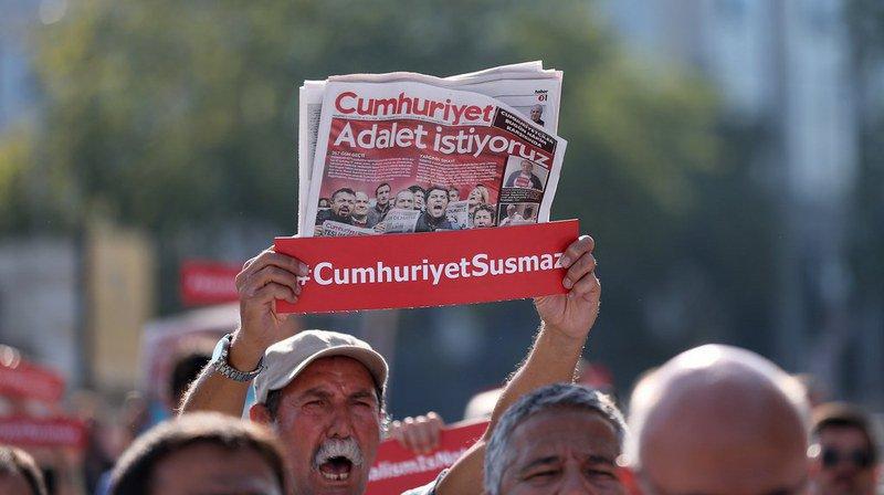 Putsch de 2016: sept binationaux turco-suisses retenus en Turquie