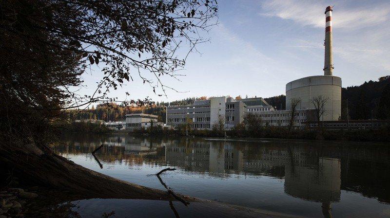 Nucléaire: l'arrêt d'urgence à Mühleberg était dû à des soupapes presque fermées