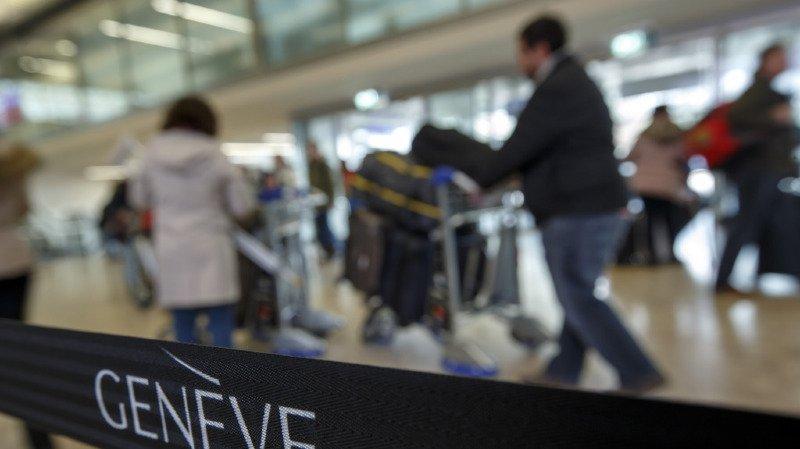 Les passagers n'auront rien à craindre le 23 juillet, il n'y aura pas de grève. (KEYSTONE/Salvatore Di Nolfi)