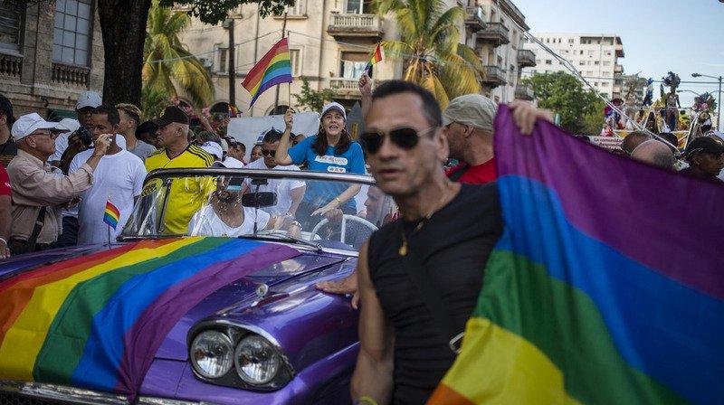 Cuba: un premier pas vers la légalisation du mariage homosexuel