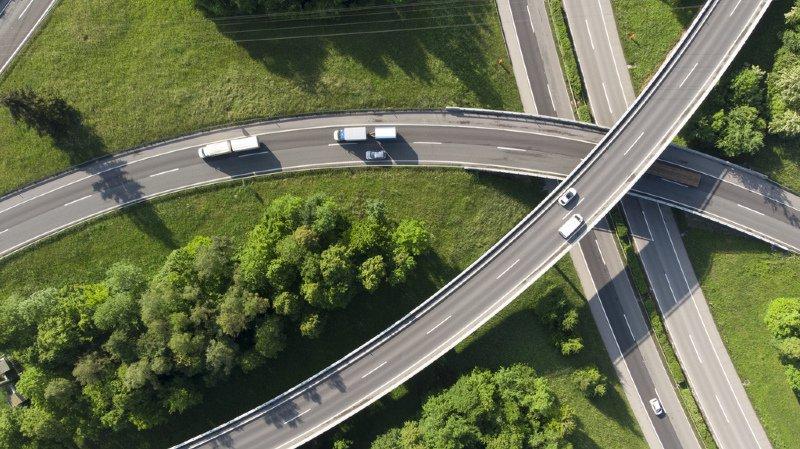 Le transport routier privé reste celui dont les coûts non couverts sont les plus importants: 9,2 milliards.