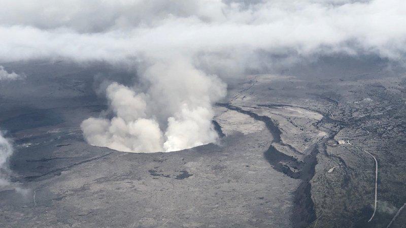 L'activité du volcan Kilauea attire de nombreux touristes à Hawaï. Certains sous-estiment visiblement le danger (archives).
