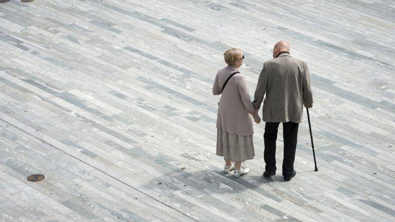 Le nouveau projet de réforme des retraites d'Alain Berset semble avoir les faveurs des Suisses (illustration).