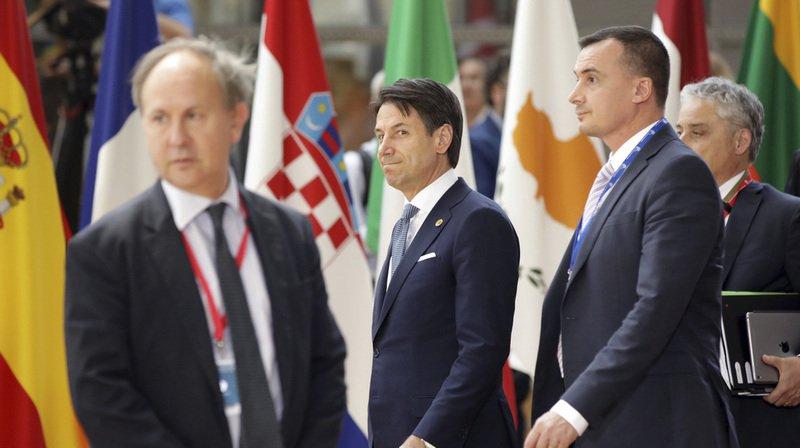 Les 28 dirigeants européens trouvent un accord sur la migration.