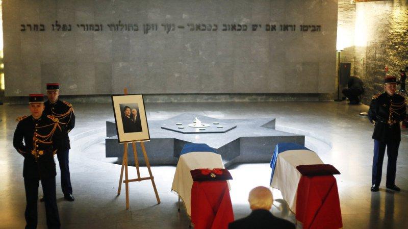France: un ultime hommage a été rendu à Simone Veil au Panthéon