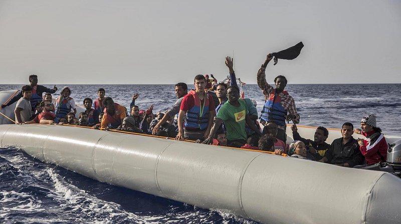L'Italie refuse l'accès à 59 migrants sauvés par une ONG