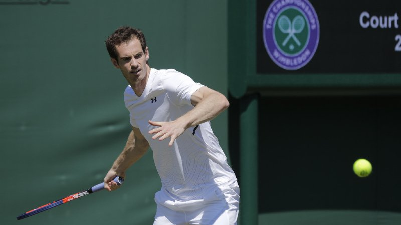 Tennis: Andy Murray déclare forfait pour Wimbledon