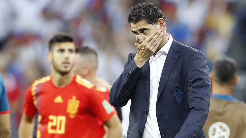 Coupe du monde 2018: Fernando Hierro n'est plus sélectionneur de la Roja