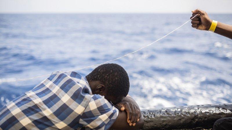 Crise migratoire: 63 disparus après un nouveau naufrage au large de la Libye