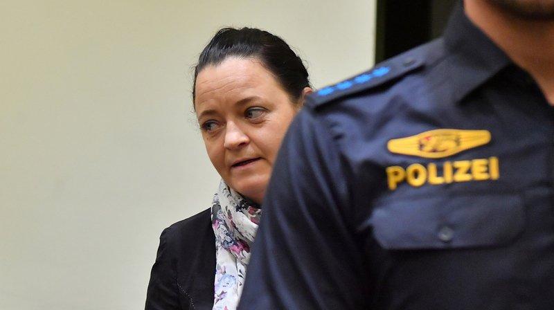 Allemagne: prison à vie pour la néonazie accusé de plusieurs meurtres racistes