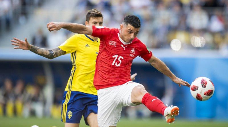 Coupe du monde 2018: la Suisse s'incline face à la Suède et quitte le tournoi, la tête basse