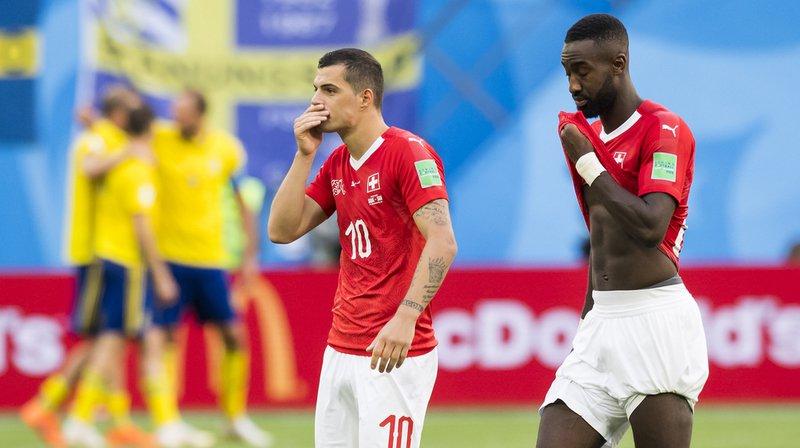 Décevante, la Suisse quitte le Mondial.