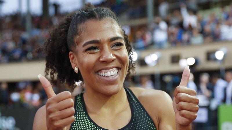 Athlétisme: Mujinga Kambundji pour la première fois sous la barre des 11 secondes