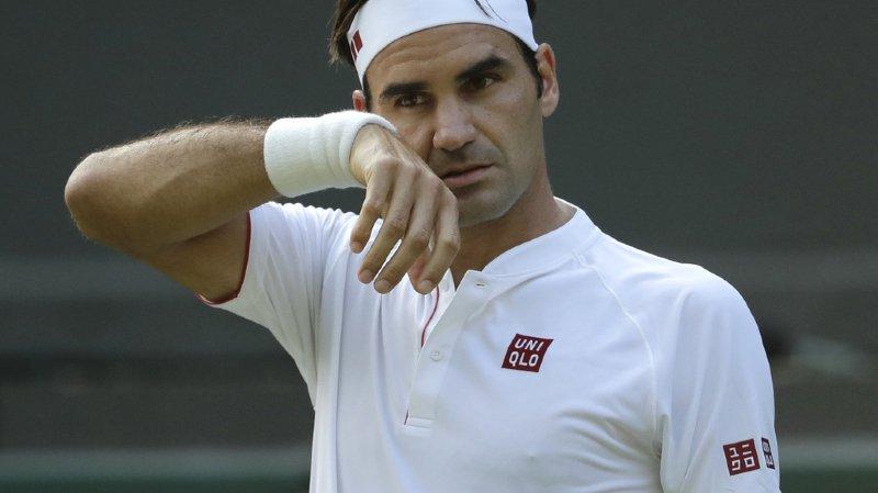 Tennis - Wimbledon: Federer passe facilement le 3e tour en battant l'Allemand Struff en trois sets