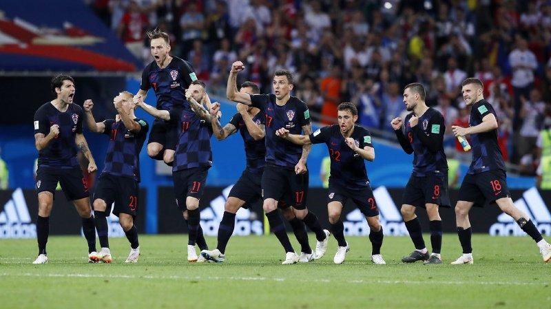 Coupe du monde 2018: la Croatie élimine la Russie aux tirs au but et rejoint l'Angleterre en demi-finale