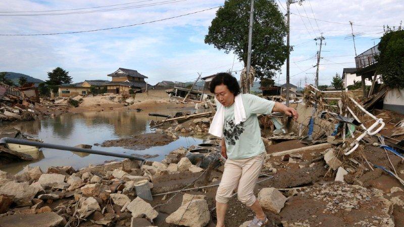 C'est l'une des pires catastrophes de ces dix dernières années au Japon.