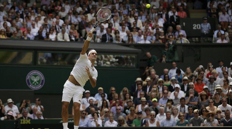 Tennis - Wimbledon: la finale se jouera dimanche à 16 heures, malgré la Coupe du monde